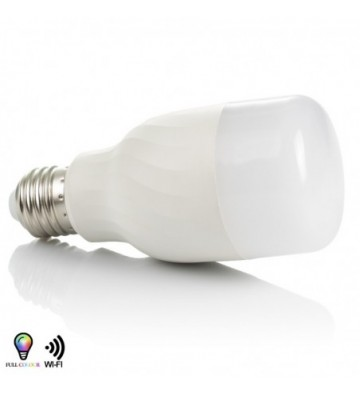 Smart bulb with RGB colors...