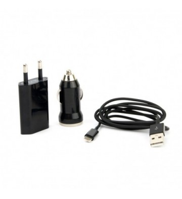 Charger 3 in 1 Iphone 5