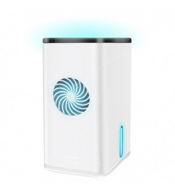 Air purification with ozone...