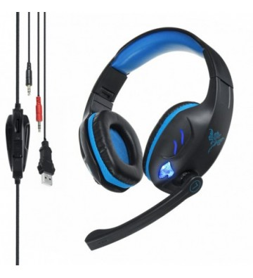 Headset IN-968. Auriculares...