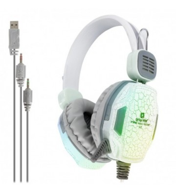 A7 headset with LED lights....