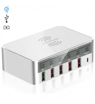 Multi Qi fast charger with...